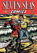Seven Seas Comics #2 Photocopy Comic Book