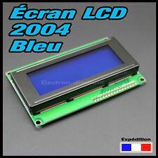 5131# 20 x 4 - écran LCD2004 rétroéclairage bleu  projet  arduino Raspberry...
