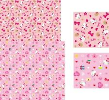 2 x Sheets of Hello Kitty Wrapping Paper