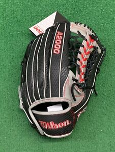 """2021 Wilson A2000 PF92 Pedroia Fit 12.25"""" Baseball Glove - WBW1001101225"""