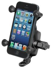 RAM 9mm Angle Base Motorcycle Mount for Original Size iPhone, iPhone SE,  Others