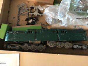 "Vintage *HO* USA Penn Line GG1 Electric Locomotive *KIT*.""Needs Assembled"" NR !"