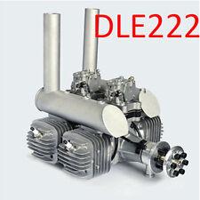 Der NEUSTE DLE222 4-Zylindermotor 3D Motor V3 für mittlere 3D-Modelle 21,5 PS
