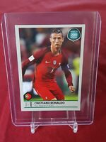 Cristiano Ronaldo Portugal Road To World Cup Russia 2018 Panini Sticker