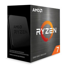 AMD Ryzen 7 5800X Desktop Processor (4.7GHz, 8 Cores, Socket AM4) Box - 100-100000063WOF