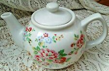 CATH KIDSTON SPRAY FLOWER DESIGN TEAPOT 6 cup Charming