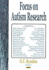 Focus on Autism Research - New Book