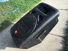 "JBL EON 15"" SPEAKER MODEL PROJECT AS IS PARTS REPAIR ON HORN DRIVER"