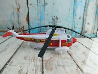 TONKA Fire Department Rescue Helicopter with Sounds & Lights  13-1/2""