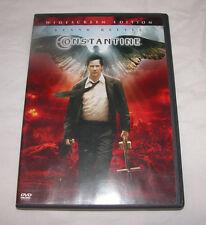 Constantine DVD, 2005, Widescreen, Rachel Weisz, Keanu Reeves