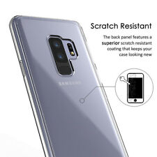 Front and Back Clear 360° Full protection Gel Cover Skin Case For Samsung S9 UK