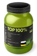 +WATT TOP100% 750g Proteine del Siero di Latte Ultrafiltrate Whey+Vitamine CACAO