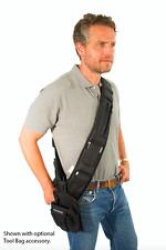 Runnur Adjustable iBand Pro Cross Body Sling Oversize Pocket (Black) IBRABLKOS