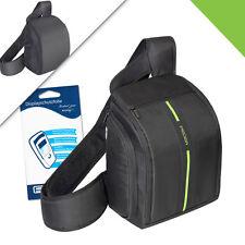 SLR Kamera Rucksack + Display Schutzfolie und Regenschutz, Fototasche Tasche