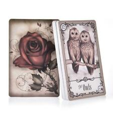 39 Under The Roses Lenormand Cartes de tarot Family Holiday Party Playing Game