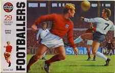 Airfix Footballers - #51470 - Soccer Player Toy Soldiers mint in original box