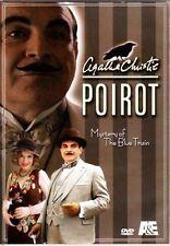 DVD Agatha Christie Poirot Mystery of the Blue Train: David Suchet Elliot Gould