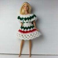 2013 Barbie Mattel Crochet Dress Blonde Hair Fashion Doll