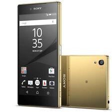 Sony Ericsson Xperia Z5 E6653 5.2'' Smartphone 32GB 32MP 4G LTE  Unlocked Gold