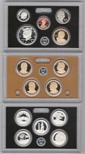 2013 USA MINT SILVER PROOF SET 14 COINS BOXED WITH CERTIFICATE