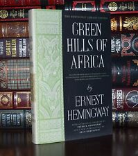 Green Hills of Africa by Ernest Hemingway Brand New Collectible Hardcover Gift
