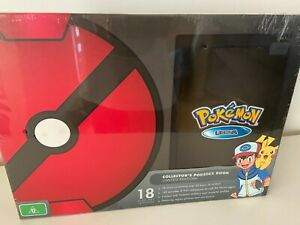 Pokemon: Unova Region Collection Box Set ( 18 Discs ) Brand New! Region 4