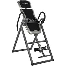 Inversion Table Heavy Duty For Back Pain Relief Therapy Muscle Stretch Machine