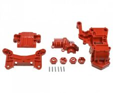 Tamiya 300050541 - TA01/02 Gearbox Front Red - New
