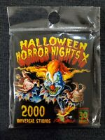 Universal Orlando Halloween Horror Nights HHN X 2000 Throwback Jack Magnet NIB