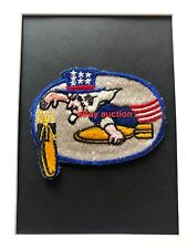 Original seldom seen oldie USAF 322nd Bombardment Squadron  embroidered patch