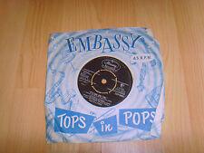 """7"""" single vinyl record it's cha cha time 45 pretend"""