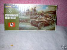 Model Kit Schwimmwagen & Kettenkrad