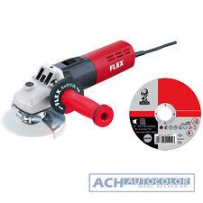 Flex Amoladora angular L 1710 FRA + 25 x Atlas DISCOS separación 125x1x22,2