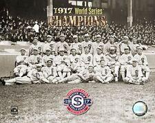 1917 World Series Chicago WHITE SOX Team Shoeless Joe Jackson,Collins 8x10 photo