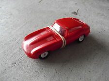 Vintage Plastic Red Car or Small Model LOOK