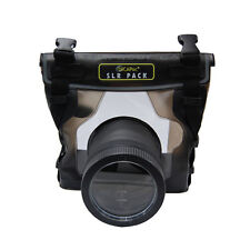WATERPROOF UNDERWATER CASE FOR CANON DSLR REBEL Xti T1i T2i XS Xsi T3i XT X Ti