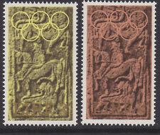 IRELAND, Scott #321-322, Complete Set, MNH, 1972 Olympic Council
