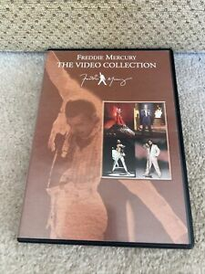 Freddie Mercury - The Video Collection (DVD, 2000)