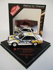 Opel Ascona 400 * Rac Rally 1980 * #7 * Limitiert * Vitesse * 1:43 * OVP * NEU