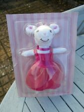 Angelina Ballerina Fairy Tales Doll Sealed RARE from Fairy Tales collection 2003