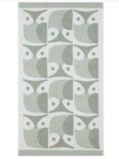 ORLA KIELY Owl in Granite  Pair of Hand Towels