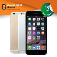 Apple iPhone 6 Plus 16GB 64GB 128GB 32GB Grey/Silver/Gold UNLOCKED Pristine