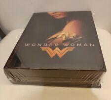 Wonder Woman 4K+2D Bluray, China UHDClub, New/Sealed,  wooden case