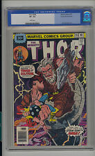 Thor #248 Cgc 7.5 Vf- Unrestored Marvel White Pages 30 Cent Variant