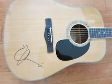 Emmylou Harris signed guitar coa + Proof! Country Music autographed