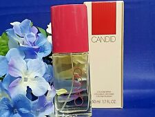 Avon Candid Cologne Spray 1.7 oz. Brand New msrp $18