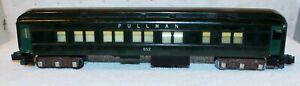 American Flyer No. 652 Green Pullman Passenger Car in Original Box !