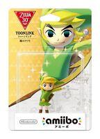 Nintendo 3DS Amiibo Toon Link Wind Waker Legend of Zelda Japan