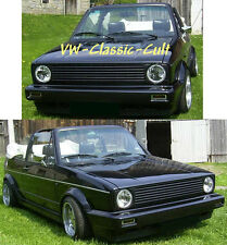 Chrom Rahmen Blinker Golf 1 Cabrio GTI 16V G60 VR6 US Retro Kult Turbo