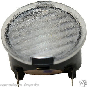 OEM NEW 03-20 Ford Rear View Mirror Puddle Light Lamp Housing Lens Halogen Bulb